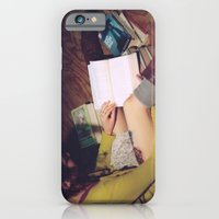 iPhone & iPod Case featuring Bookish 05 by Holly Cromer