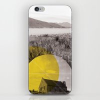 Sojourn series - Lake Tekapo iPhone & iPod Skin