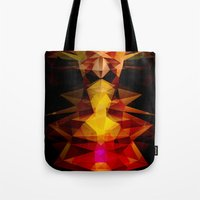 Dark Tote Bag