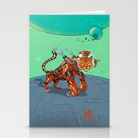 Astro Zodiac Force 03: T… Stationery Cards