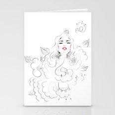 Flowerbath Stationery Cards
