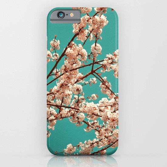spring tree XVII iPhone & iPod Case
