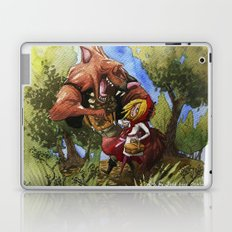 Red Hood Laptop & iPad Skin