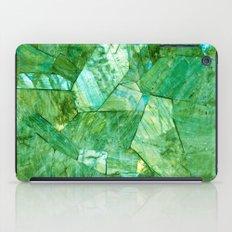 Labradorite Green iPad Case