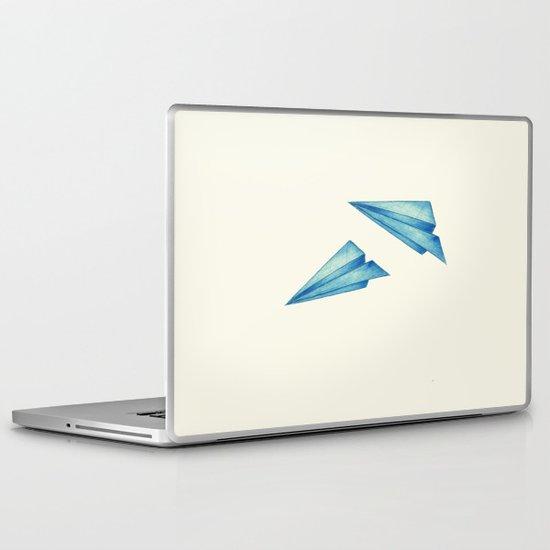 High Flyer Laptop & iPad Skin