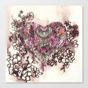 Gypsy Heart Canvas Print