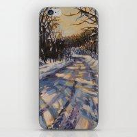 Frederick Road iPhone & iPod Skin