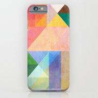 Color Blocking 1 iPhone 6 Slim Case