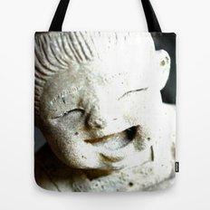 LET SMILE  Tote Bag