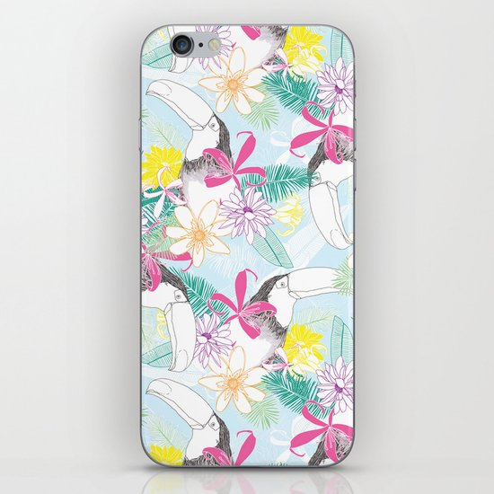 You Can Toucan iPhone & iPod Skin