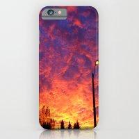 Street lamp glow  iPhone 6 Slim Case