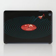 Soundwaves iPad Case