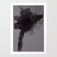 Leaf Three Art Print