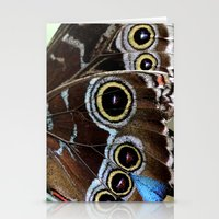 With a Broken Wing... Stationery Cards