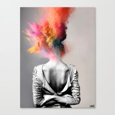 a certain kind of magic Canvas Print
