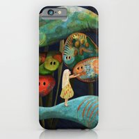 iPhone & iPod Case featuring My Fascinating Friends by Fizzyjinks