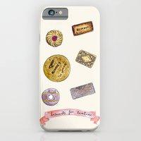 iPhone & iPod Case featuring Biscuits for teatime by Rebecca Mcmillan