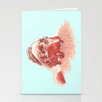 Walking To Dead! Stationery Cards
