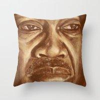 joe Throw Pillow