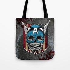 Captain-A Tote Bag