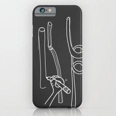 Drawing Straws Slim Case iPhone 6s
