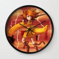 Jupiter Princess Wall Clock