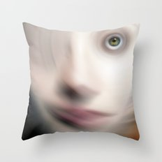 Swirling Mind Throw Pillow