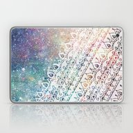 Laptop & iPad Skin featuring Intergalactic by Jenndalyn