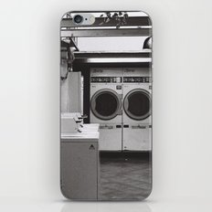 clean laundry iPhone & iPod Skin