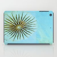 Transparent-Sea iPad Case