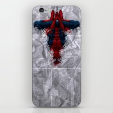 Parker iPhone & iPod Skin