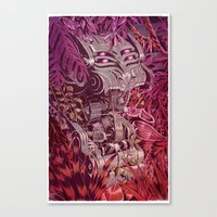 The Old Thing Canvas Print