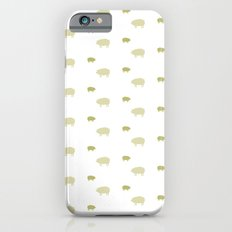 PIG PATTERN Slim Case iPhone 6s