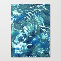 Coraltes Canvas Print