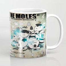 Battle of the moles Mug
