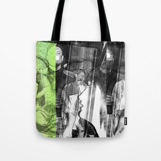 stop lookinf Tote Bag