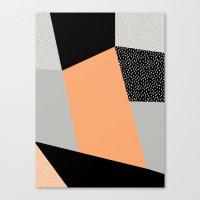 Fields 3 Canvas Print