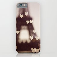 City of Love - Paris iPhone 6 Slim Case
