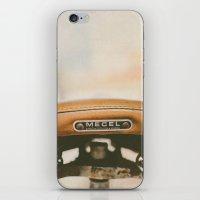 Ride My Bike iPhone & iPod Skin