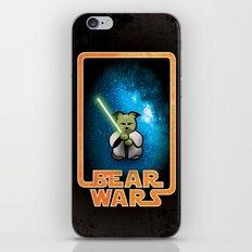 Bear Wars - the Wise One iPhone & iPod Skin