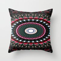 A Child at Christmas Throw Pillow