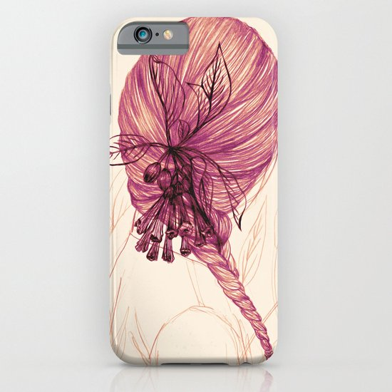 Hair Plant iPhone & iPod Case