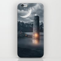Tower Of Light iPhone & iPod Skin