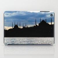 Sultanahmet Camii Skyline Istanbul Turkey iPad Case