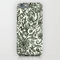 iPhone & iPod Case featuring Garden of Relief and Affliction by Sean Martorana
