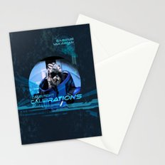 Garrus Vakarian with shades Stationery Cards