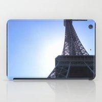 The Eiffel Tower iPad Case