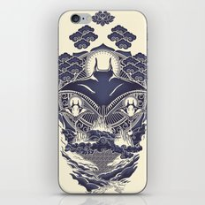 Mantra Ray iPhone & iPod Skin