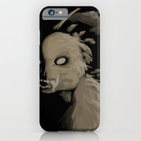 iPhone & iPod Case featuring Chupacabra Boy  by YetiParade