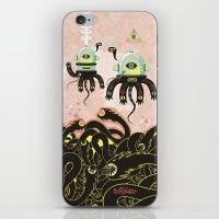 Over The Dragon Sea iPhone & iPod Skin